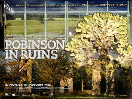 Robinson in Ruins poster